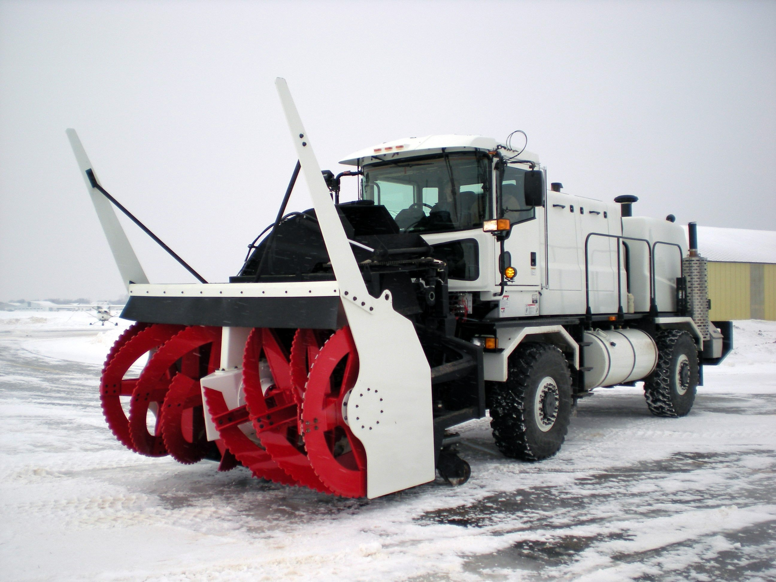 Oshkosh Snow Products Road Blower