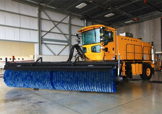 Oshkosh Snow Products H-Series XF Broom Front Broom