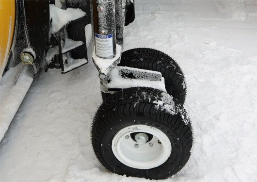 Oshkosh Snow Products XT Tow Behind Broom 5