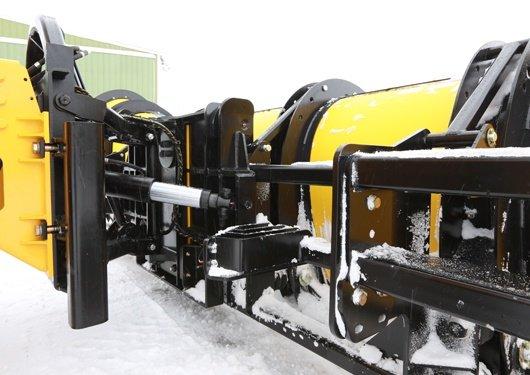 Oshkosh Snow Products XT Tow Behind Broom 7