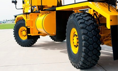 Oshkosh Snow Products H-Series Chassis Turning Radius
