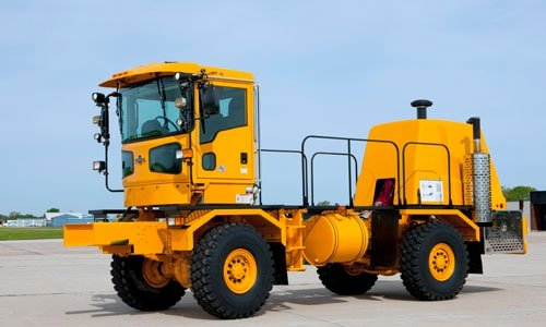 Oshkosh Snow Products H-Series Chassis Versatility