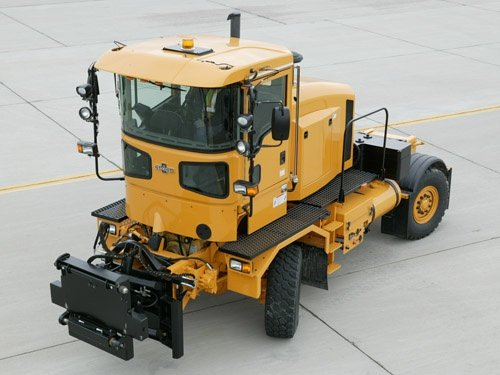 Oshkosh Snow Products HT Tractor Exterior Top