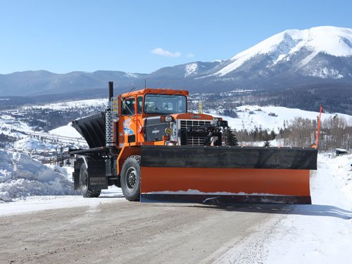 Oshkosh Snow Products Chassis Attachments P Series Attachments